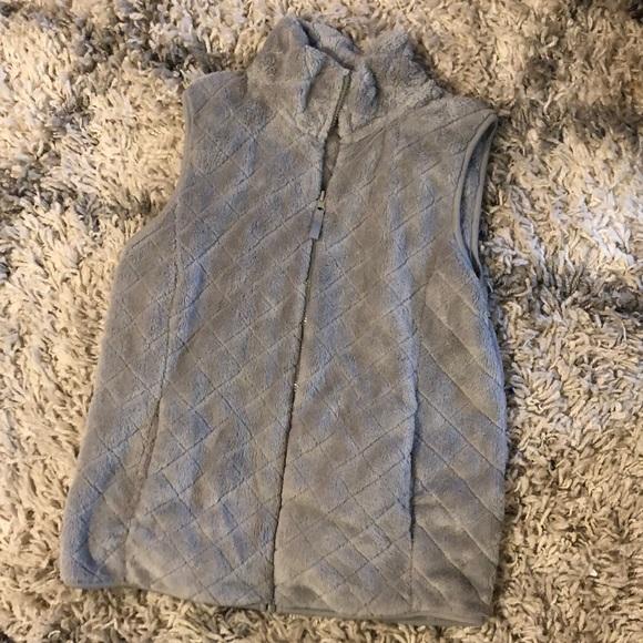 Time and Tru Jackets & Blazers - Fleece vest
